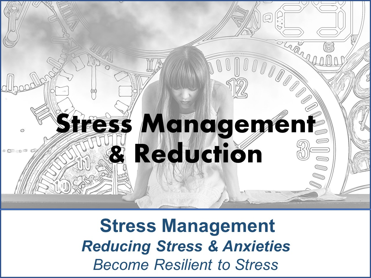 Special ~ Stress Management & Reduction
