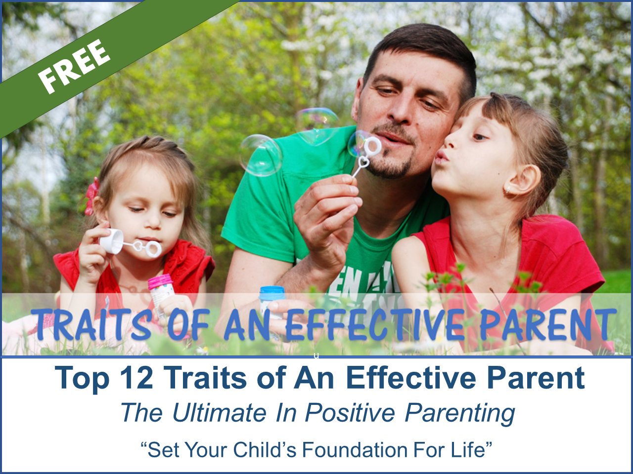 Free: Traits of An Effective Parent