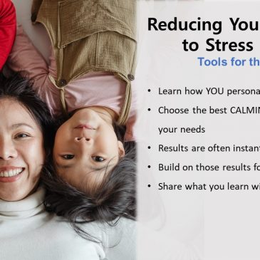 Free Webinar- Reduce Your Reaction to Stress